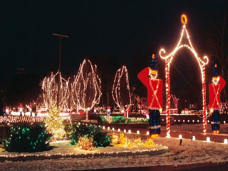 Upper Sandusky Christmas Lights